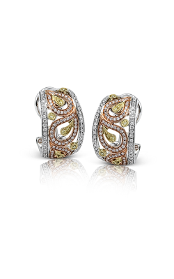 Simon G Paisley Earrings ME2106 product image