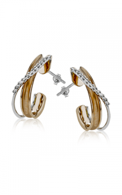 Simon G Modern Enchantment Earrings LE2130 product image