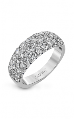 Simon G Wedding Band Nocturnal Sophistication LR1174 product image