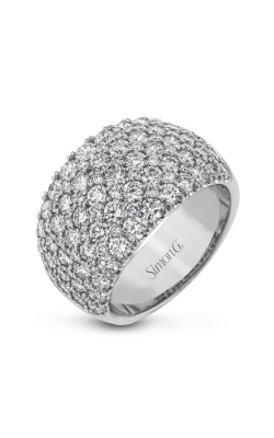 Simon G Nocturnal Sophistication Wedding band LR1200 product image