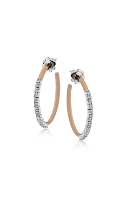 Simon G Classic Romance Earrings LE4393 product image