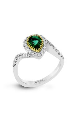 Simon G Classic Romance Fashion Ring LR1075_EM product image