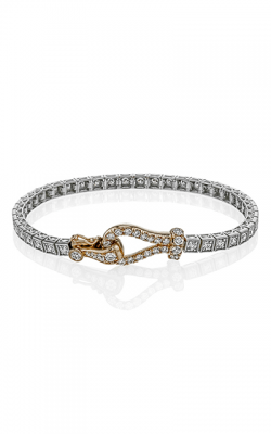 Simon G Buckle Bracelet MB1723-R product image