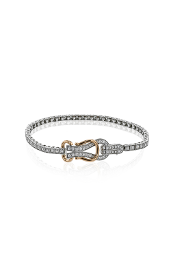 Simon G Buckle Bracelet MB1727-R product image