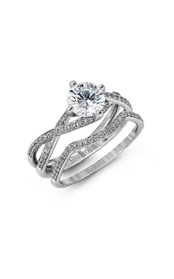Simon G Engagement Ring Classic Romance MR1394 product image