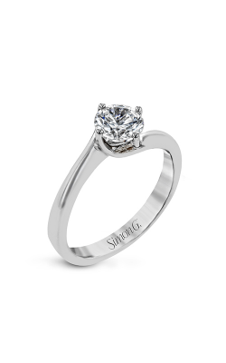 Simon G Solitaire Engagement ring MR2956 product image