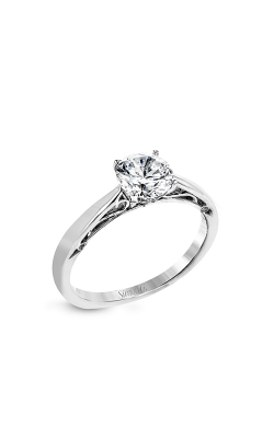 Simon G Solitaire Engagement ring MR2973 product image