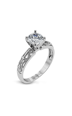 Simon G Solitaire engagement ring TR679 product image