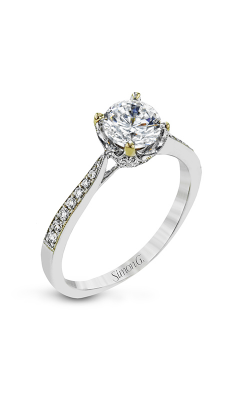 Simon G Classic Romance Engagement Ring TR701 product image