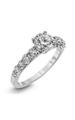 Simon G Modern Enchantment Engagement ring DR346 product image
