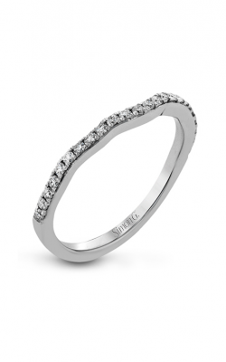 Simon G Modern Enchantment Wedding Band DR349 product image