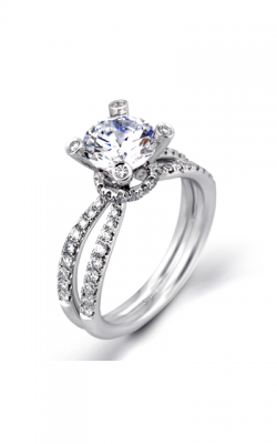 Simon G Classic Romance Engagement ring GR204 product image