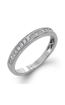 Simon G Wedding Band Modern Enchantment NR501 product image