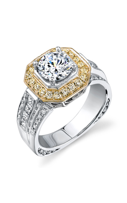 Simon G Passion Engagement ring NR109-Y product image