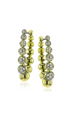 Simon G Modern Enchantment Earrings LE4550-Y product image