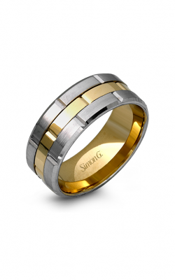Simon G Men Collection Wedding band LG114 product image