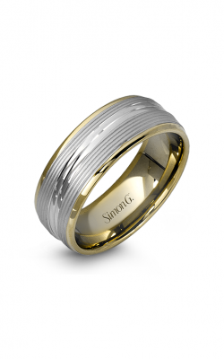 Simon G Men Collection Wedding band LG118 product image
