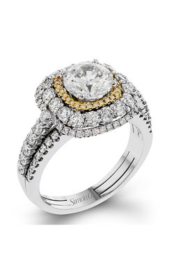 Simon G Vintage Explorer Engagement ring MR2822 product image