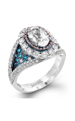 Simon G Vintage Explorer Engagement Ring MR2740 product image