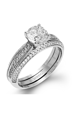 Simon G Engagement Ring Classic Romance MR2713 product image