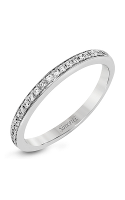 Simon G Mosaic Wedding band MR2680 product image