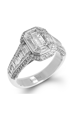 Simon G Mosaic Engagement Ring MR2676 product image