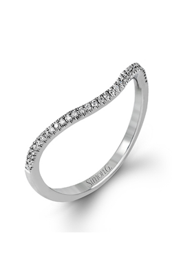 Simon G Vintage Explorer Wedding Band MR2643 product image