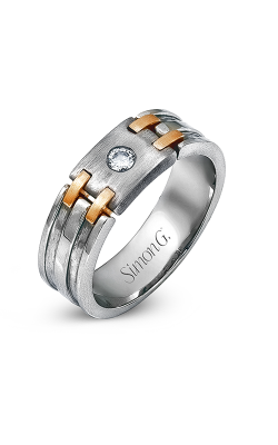 Simon G Men Collection Wedding band LP2079 product image