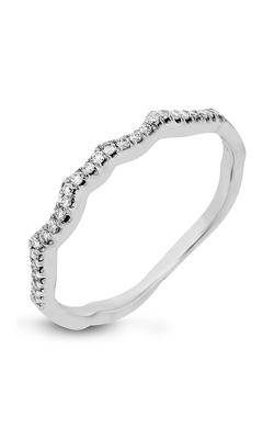 Simon G Wedding Band Classic Romance MR2514 product image
