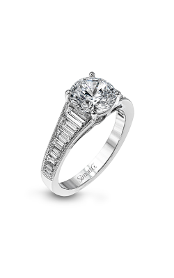 Simon G Vintage Explorer Engagement ring MR2358 product image
