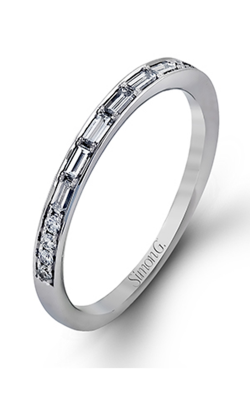 Simon G Vintage Explorer Wedding band MR2220 product image