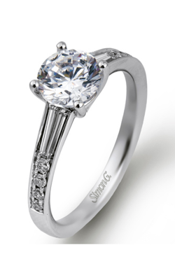 Simon G Vintage Explorer Engagement ring MR2220 product image