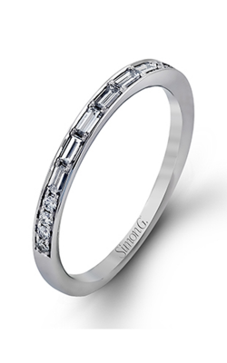 Simon G Wedding Band Modern Enchantment MR2219 product image