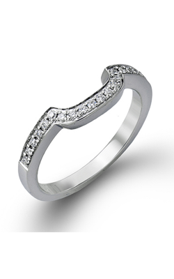 Simon G Wedding Band Nocturnal Sophistication MR1829 product image