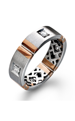 Simon G Men Collection Wedding band MR1774-A product image