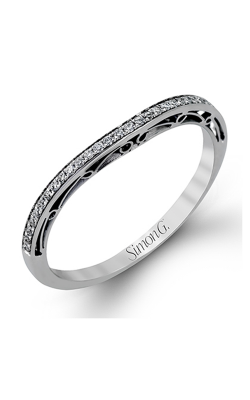 Simon G Wedding band Modern Enchantment MR1691-A product image