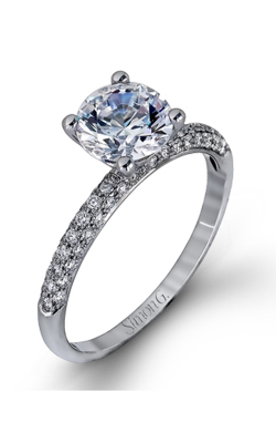 Simon G Delicate Engagement ring MR1577-D product image