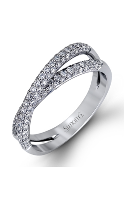 Simon G Delicate Wedding band MR1577-D product image