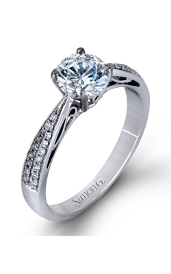 Simon G Engagement Ring Delicate MR1549-D product image