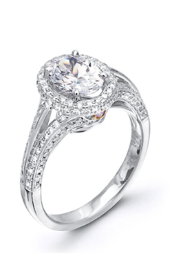 Simon G Passion Engagement ring MR1536 product image