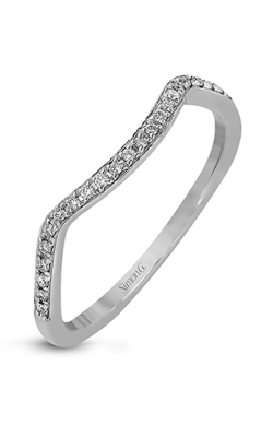 Simon G Wedding Band Classic Romance MR1394-A product image