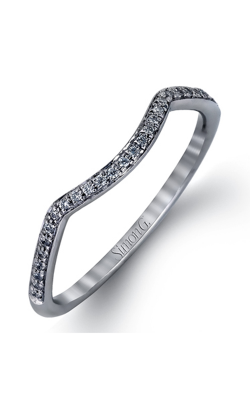 Simon G Wedding band Classic Romance MR1394 product image