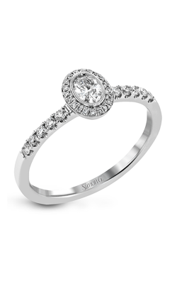 Simon G Delicate Engagement ring LR1101 product image