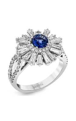 Simon G Vintage Explorer Engagement Ring LR1069 product image
