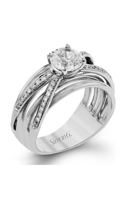 Simon G Engagement Ring Classic Romance LR1040 product image