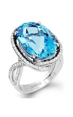 Simon G Classic Romance Fashion Ring LR1009 product image