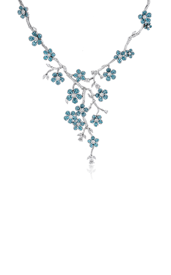 Simon G Garden Necklace LP4448 product image