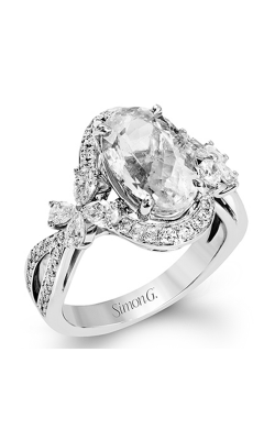 Simon G Vintage Explorer Engagement Ring LP2301-A product image