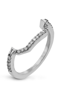 Simon G Mosaic Wedding band LP2259 product image