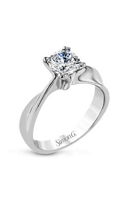 Simon G Engagement Ring Classic Romance LR1197 product image